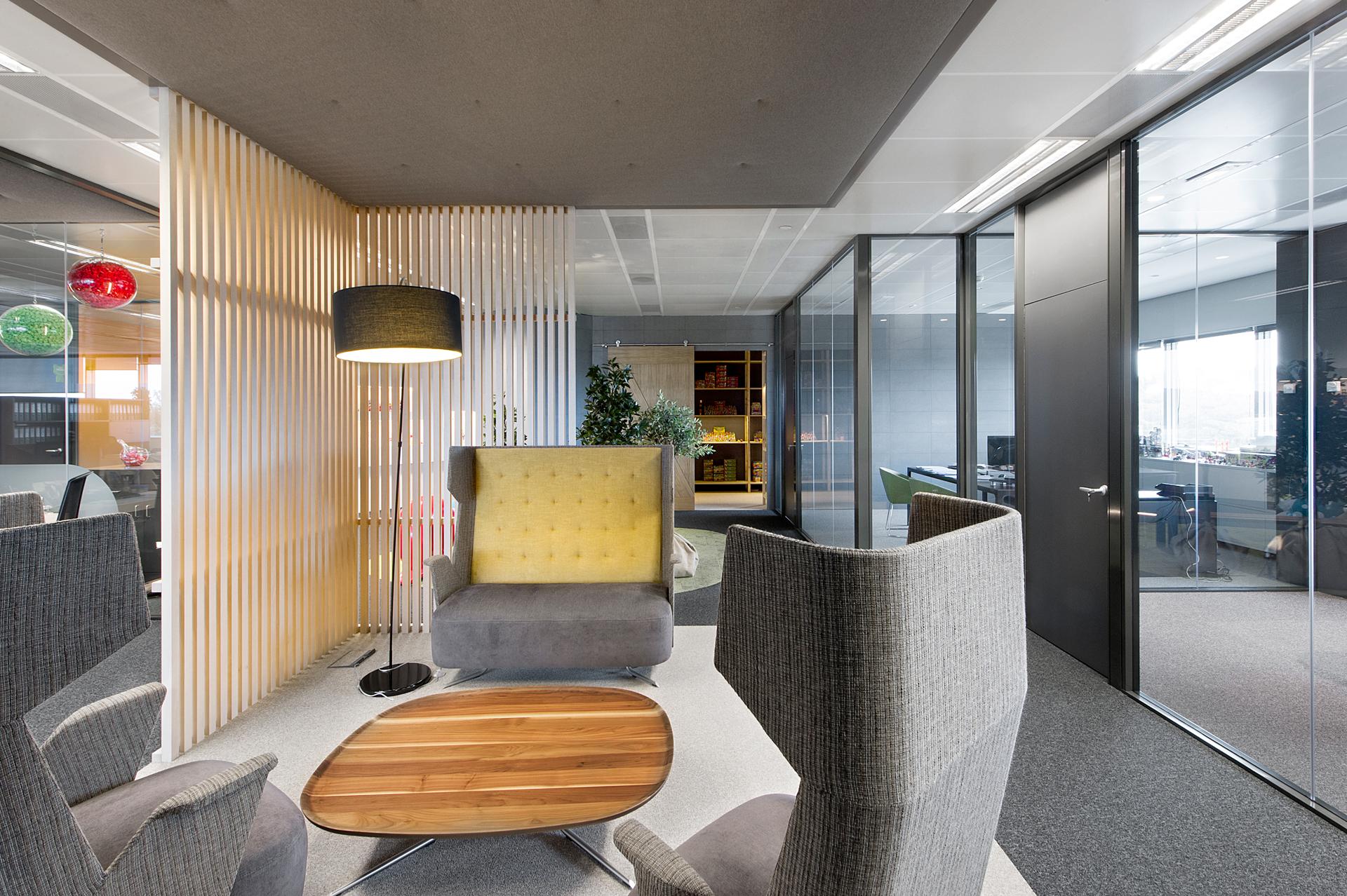 mamparas oficina espacios de trabajo