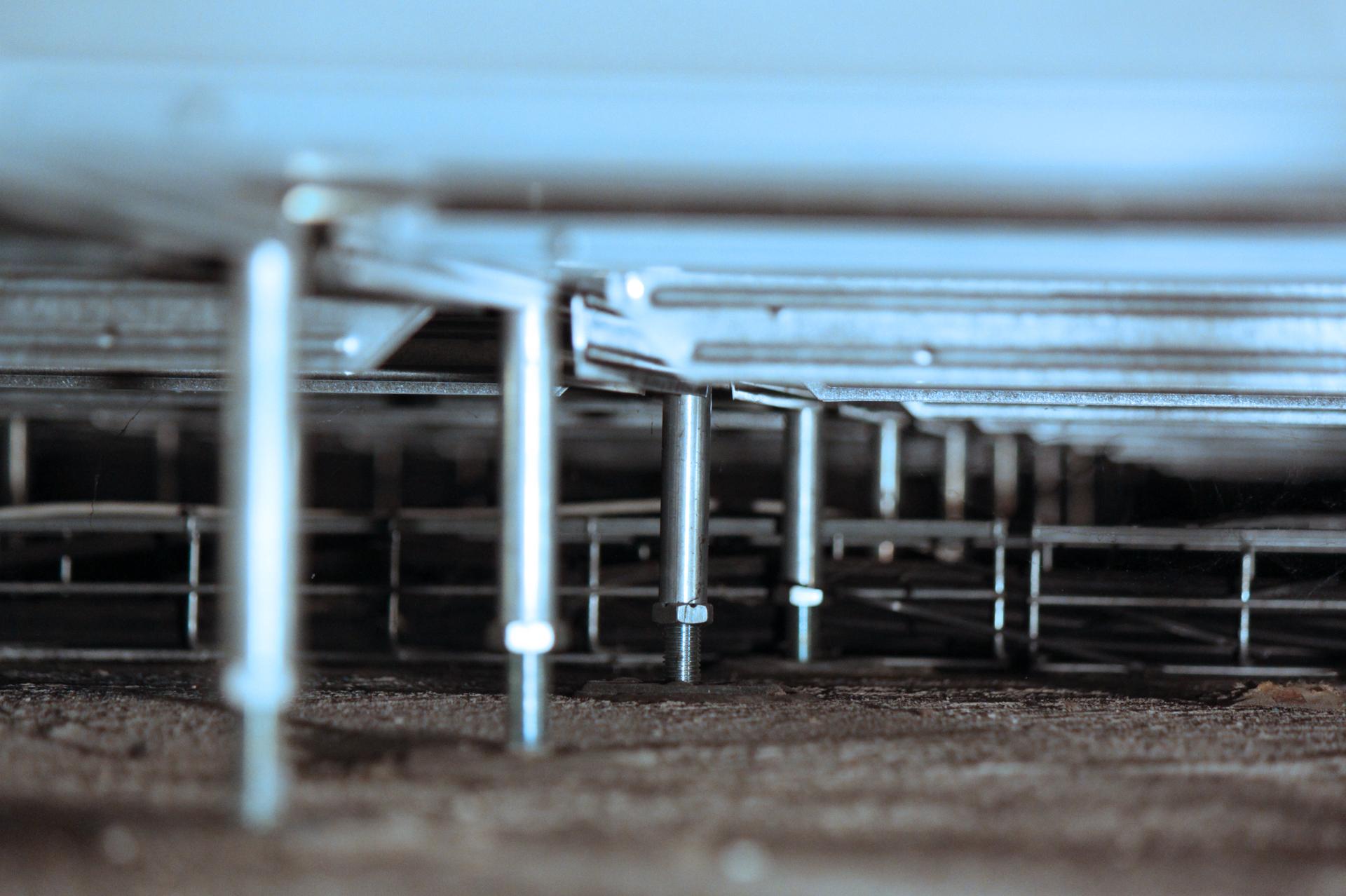 Estructura suelo técnico